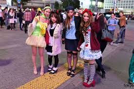japan halloween costumes pictures u0026 video from tokyo