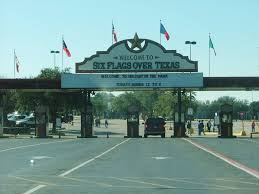 Six Flags Over Texas Holiday Hours Six Flags Over Texas Mapio Net