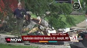 St Joseph Home by Explosion Rocks St Joseph Home Independence Day Morning 3