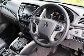 mitsubishi crossover interior mitsubishi l200 2 5 di d 178bhp double cab barbarian svp 4wd