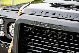 land rover defender svx buy this land rover pretend you u0027re a james bond villain