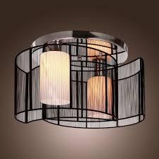 lamps led flush mount fixture ceiling mounted lights flush mount