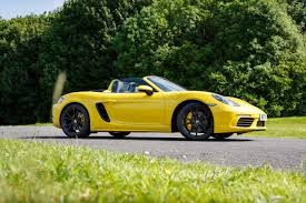 porsche boxster weight distribution 2017 porsche 718 boxster s review faultless fantastic and fast