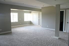 Best Basement Flooring by The Best Basement Paint Color And Carpet Choices Basements