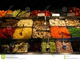Buffet Salad Bar by Salad Buffet Royalty Free Stock Images Image 2492809
