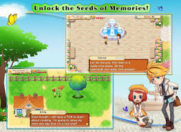 Harvest Moon Tale Of Two Towns Main Dish - harvest moon seeds of memories android apps on google play