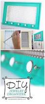 best 25 diy jewelry organizer ideas on pinterest jewelry wall