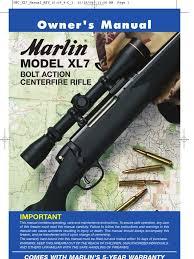 xl7 manual trigger firearms magazine firearms