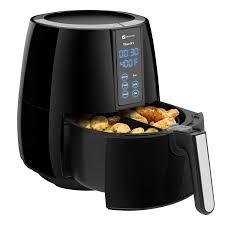 Titan Kitchen Amazon Com Zelancio Titan X 1 Digital Lcd Display Air Fryer With