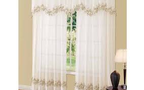 Sunflower Valance Kitchen Curtains Curtains White Cafe Curtains For Kitchen Wonderful Lace Kitchen