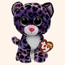 amazon ty beanie boos jewel leopard justice exclusive