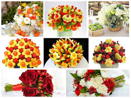 fruit bouqets original floristry bouquet with berries and fruits