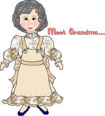 Grandma Grandpa Halloween Costumes Original Grandma U0026 Grandpa Paper Doll Cricket