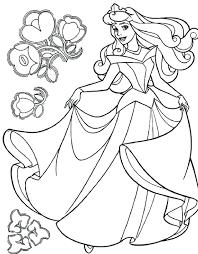 cinderella coloring book pages pdf beautiful princess