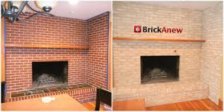 home design brick fireplace update ideas wall coverings cabinets