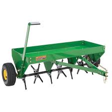 john deere 40 in tow behind plug aerator pa 40jd the home depot