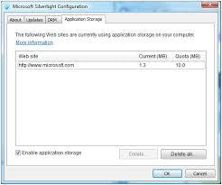 Microsoft Silver Light App Storage 2 Jpg