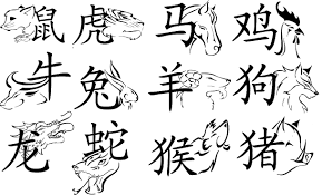phoenix and chinese symbol tattoos designs photos pictures and