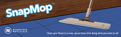 amazon com snapmop microfiber mop system reusable adjustable