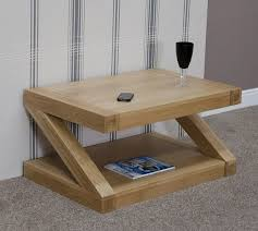 Oak Coffee Table Homestyle Z Designer Solid Oak Coffee Table From The Sleep Station