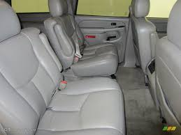 gray dark charcoal interior 2006 chevrolet tahoe z71 4x4 photo