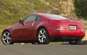 nissan 350z used india 2009 nissan 350z information and photos zombiedrive