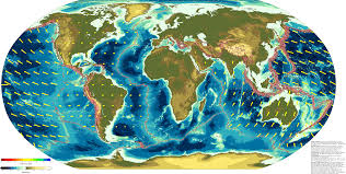 Tectonic Plate Map Thorsten Becker Chair In Geophysics Global Plate Tectonic Maps