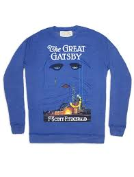 Great Gatsby The Great Gatsby Unisex Sweatshirt U2013 Out Of Print
