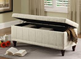 bedroom beautiful end of bed stool bench seat with storage