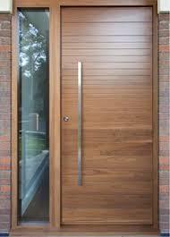 Exterior Doors Glass Home Tour A Modern Family S Custom Hillside Home Doors Modern