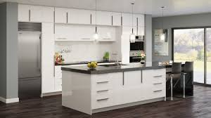 high gloss white kitchen cabinets us cabinet depot palermo gloss white waverly cabinets