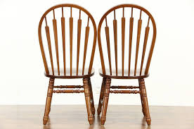richardson brothers oak dining room chairs oak dining table