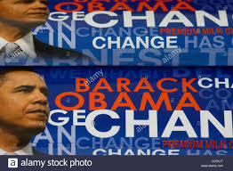 presidents of the united states barack obama change chocolate bars political campaign running for