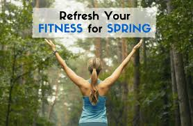 20 ways to spring clean your fitness routine sparkpeople