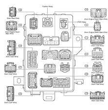 toyota ipsum wiring diagram toyota wiring diagrams instruction