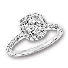 inexpensive engagement rings how to make a appear larger shop inexpensive engagement