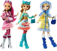 all after high dolls after high epic winter ella doll dkr64 mattel shop