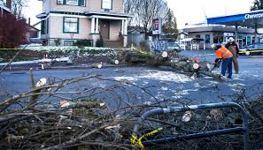 Seattle City Light Power Outage Map by Wind Knocks Out Power To Thousands The Today File Seattle Times