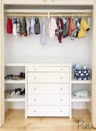 super cool in closet dresser charming ideas musely closet ideas