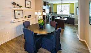 Aspen Dining Room Set The Polygon Collection New Homes At River Terrace