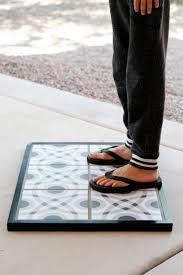 tile doormat u0026 fireclay tile doormat