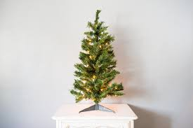 small artificial christmas trees small artificial christmas tree with lights www yourbestdi flickr