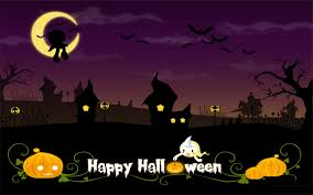 happy halloween backgrounds wallpaperpulse