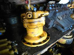 swing motors heavy equipment parts
