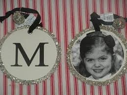 Christmas Ornaments With Initials 62 Best Monogram Ornaments Images On Pinterest Monograms