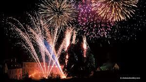 feux d artifice mariage galerie d images des extérieurs du château de vallery