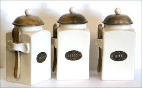 kitchen canister farmhouse kitchen canisters narrg com