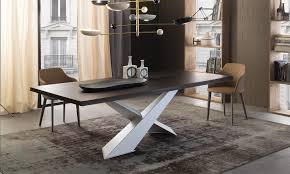 modern italian dining table for amazing experience trends4us com