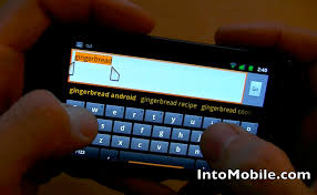android gingerbread android 2 3 gingerbread walkthrough nfc copy paste