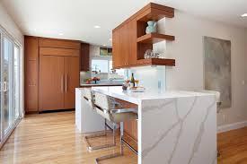 Midcentury Modern Kitchens - functional kitchen cabinets design and layout 23891 kitchen ideas
